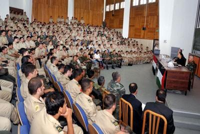 إلغاء معسكرات التدريب الجامعي لعام 2011-2012