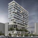 مبنى شامل يضم كل متطلبات الحياة