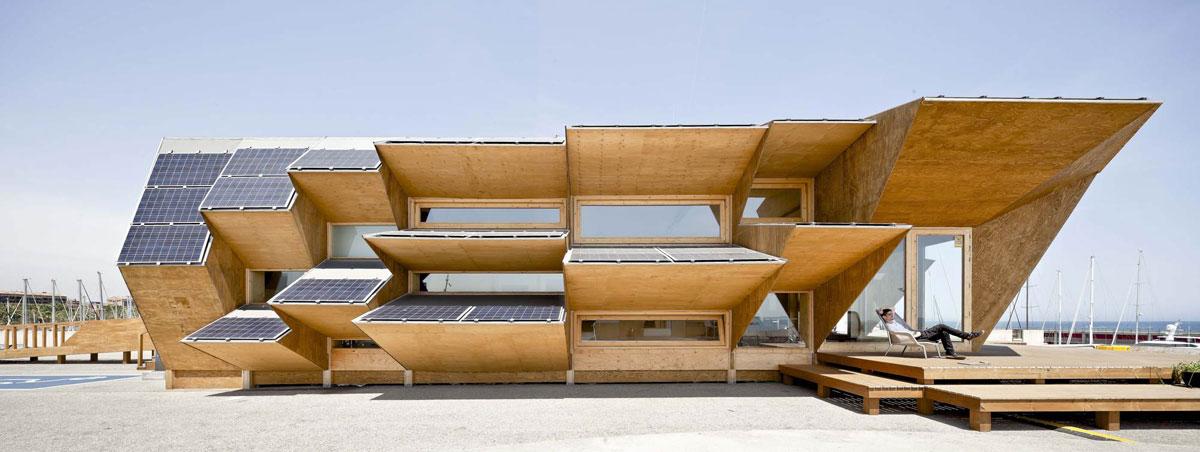العمارة الحديثة في خدمة الإنسان