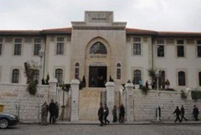 جامعة دمشق تؤجل الامتحانات بين تاريخ  22 و26 الشهر الجاري