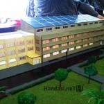 بناء المطبعة والمستودع المركزي